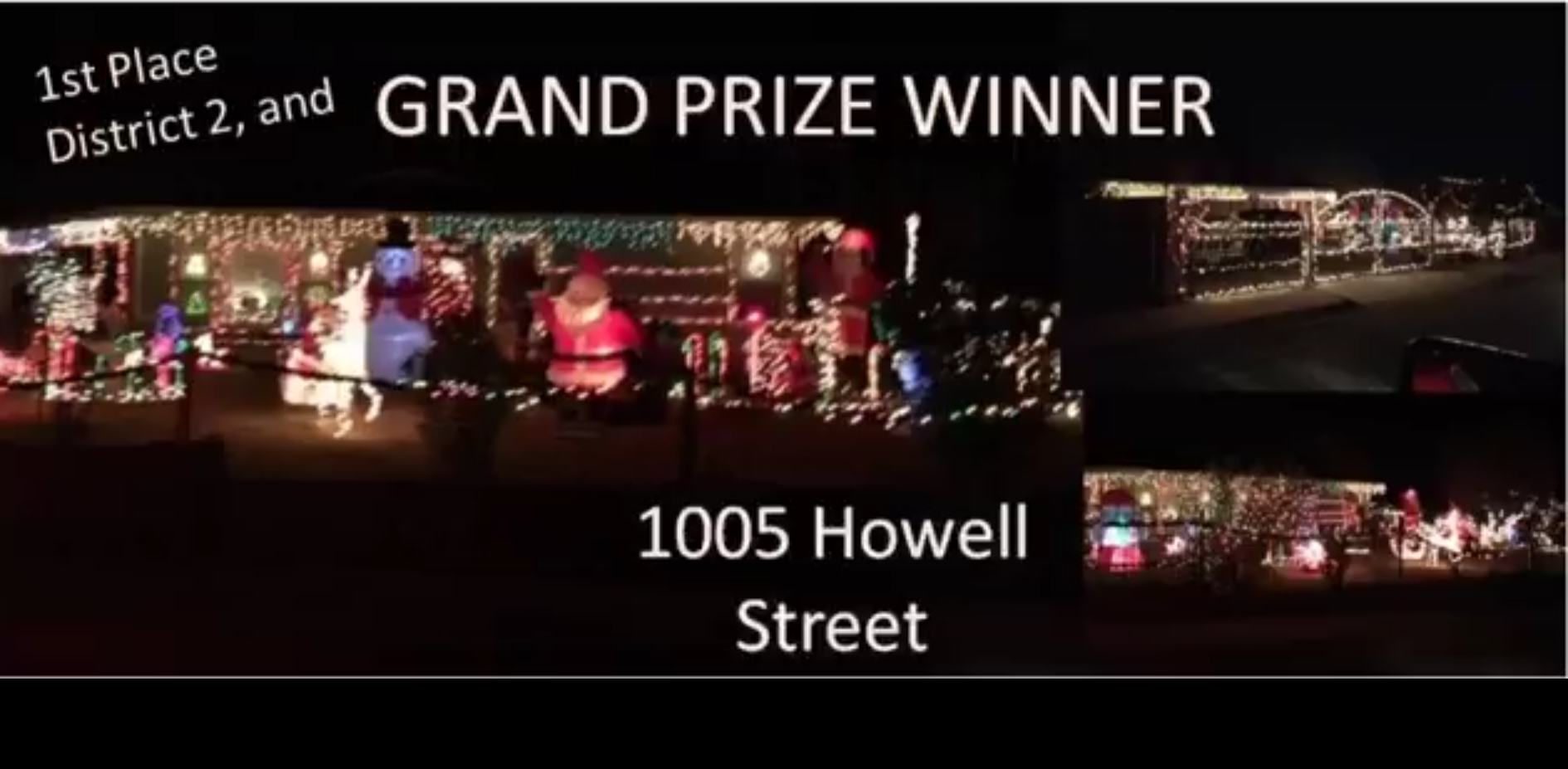 kbest christmas lights contest sponsored by premiere companies and sm energy results and winners named